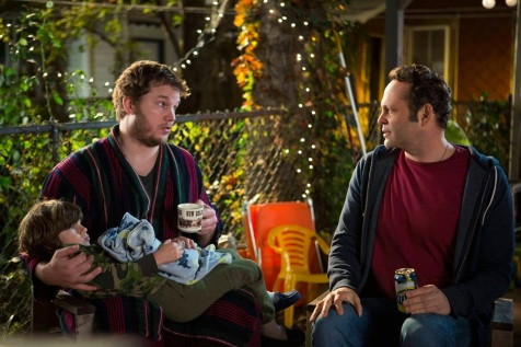 Delivery Man - Chris Pratt, Vince Vaughn