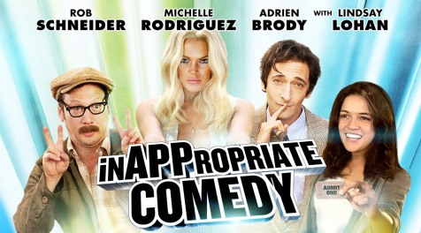 InAPPropriate Comedy - horizontal poster