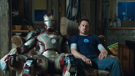 Iron Man 3 - Robert Downey, Jr.