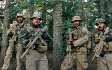 Lone Survivor - Taylor Kitsch, Mark Wahlberg, Ben Foster, Emile Hirsch