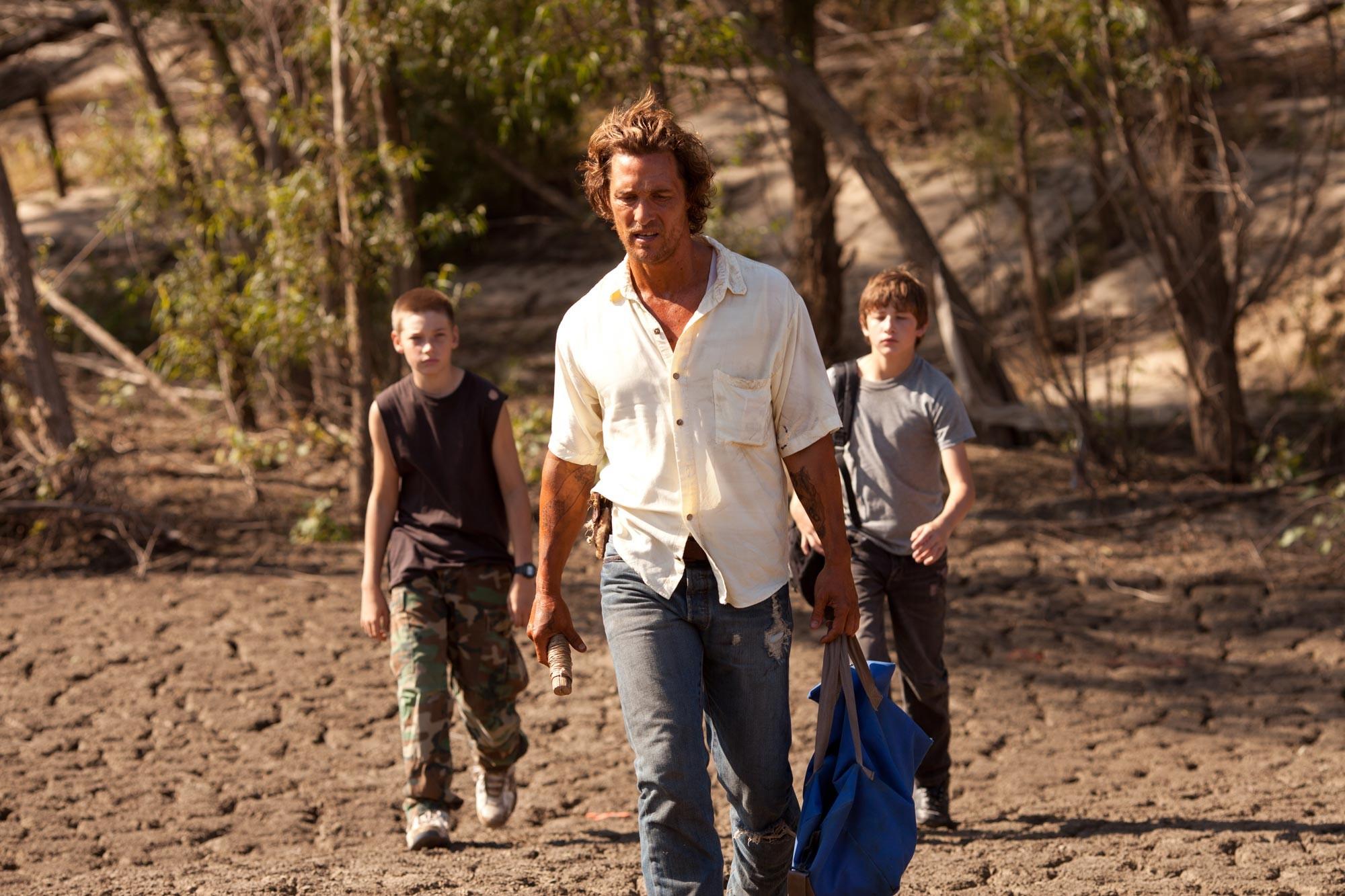 Mud - Jacob Lofland, Matthew McConaughey, Tye Sheridan