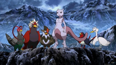 Pokémon the Movie: Genesect and the Legend Awakened - Mewtwo and Co.