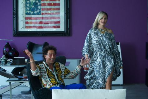 The Counselor - Javier Bardem, Cameron Diaz