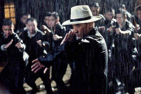 The Grandmaster - battle