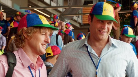 The Internship - Owen Wilson, Vince Vaughn