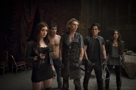 The Mortal Instruments: City of Bones - cast