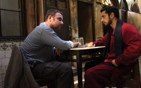 The Reluctant Fundamentalist - Liev Schreiber, Riz Ahmed