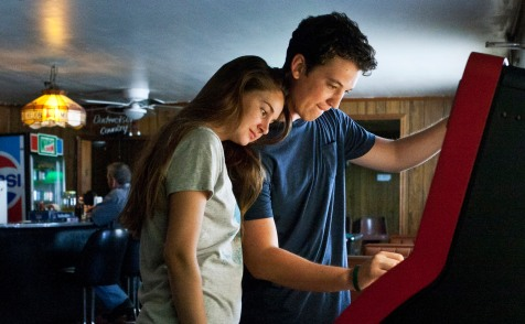 The Spectacular Now - Shailene Woodley, Miles Teller