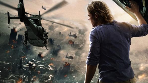 World War Z - Brad Pitt