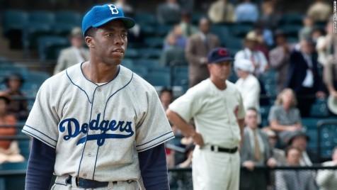 42 - Chadwick Boseman