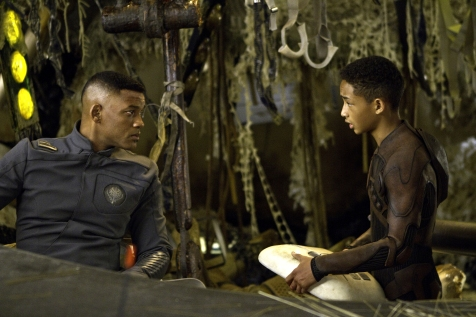After Earth - Will Smith, Jaden Smith