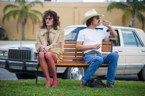 Dallas Buyer's Club - Jared Leto, Matthew McConaughey