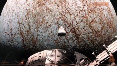 Europa Report - Orbiter Front Cam