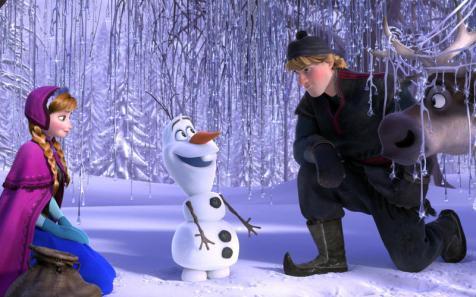Frozen - Kristen Bell, Josh Gad, Jonathan Groff