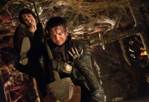 Hansel & Gretel: Witch Hunters - Gemma Arterton, Jeremy Renner