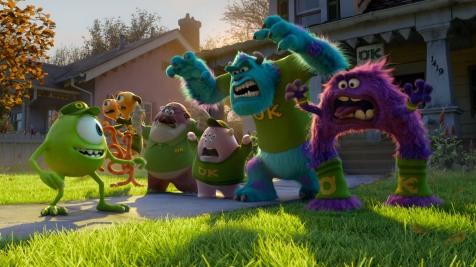 Monsters University - Oozma Kappa