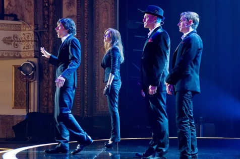 Now You See Me - Jesse Eisenberg, Isla Fisher, Woody Harrelson, Dave Franco