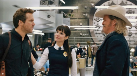 R.I.P.D. - Ryan Reynolds, Mary-Louise Parker, Jeff Bridges