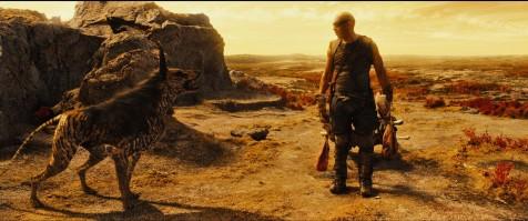 Riddick - Vin Diesel