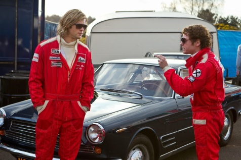 Rush - Chris Hemsworth, Daniel Brühl
