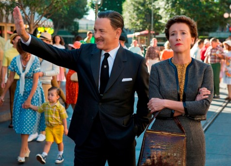 Saving Mr. Banks - Tom Hanks, Emma Thompson