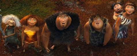 The Croods - Family