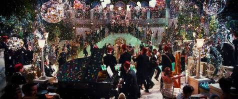 The Great Gatsby - Gatsby's party