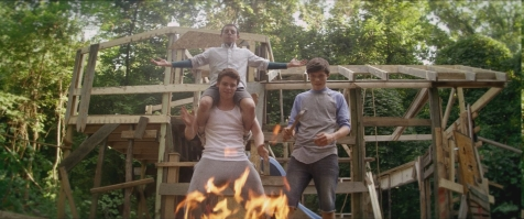 The Kings of Summer - Moisés Arias, Gabriel Basso, Nick Robinson