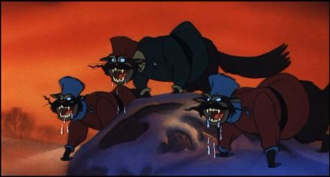 An American Tail - Cossack cats
