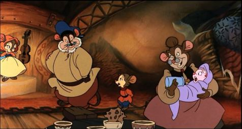 An American Tail - The Mousekewitzes
