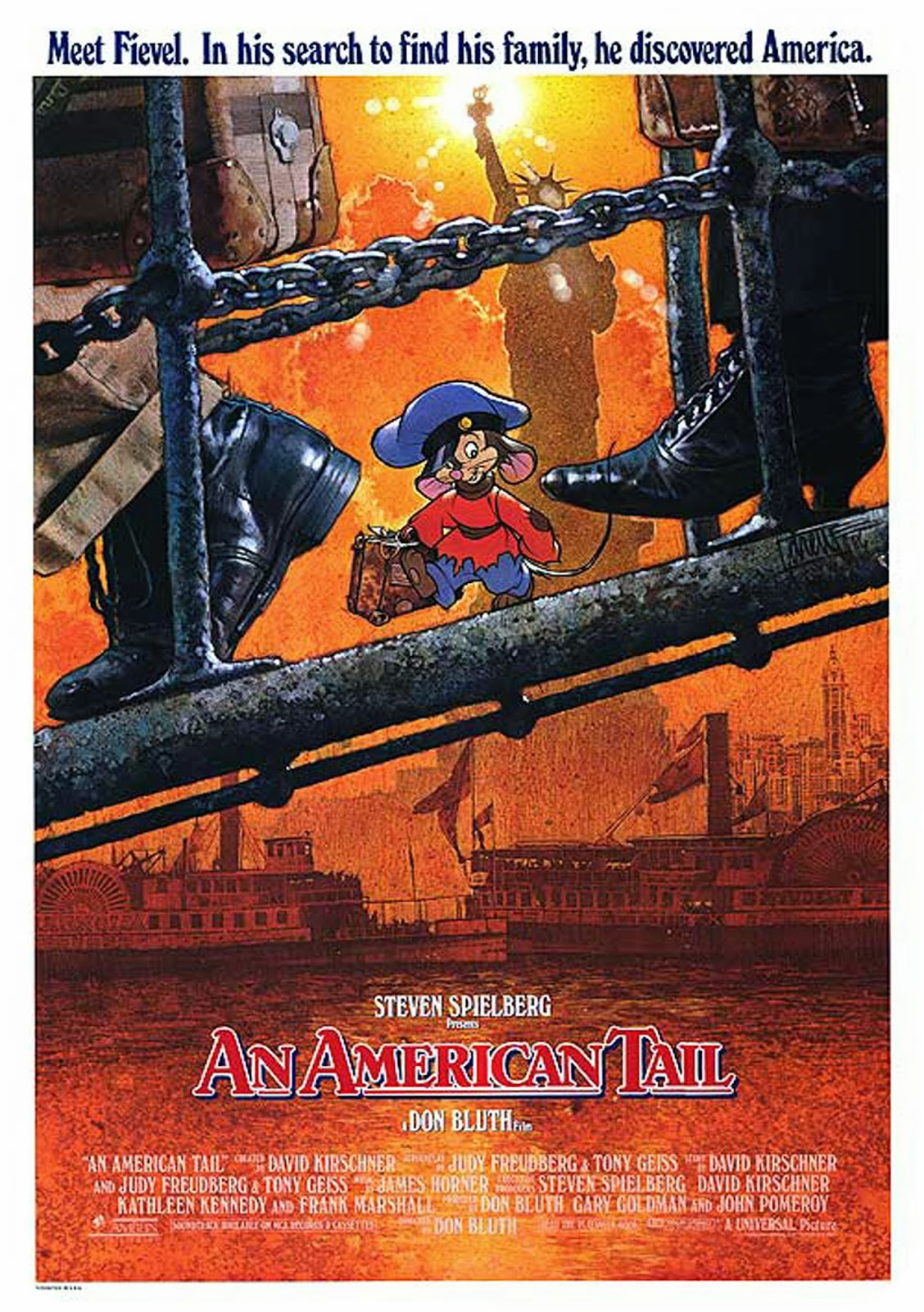 review an american tail the viewers commentary