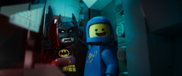 The LEGO Movie - Batman and Benny