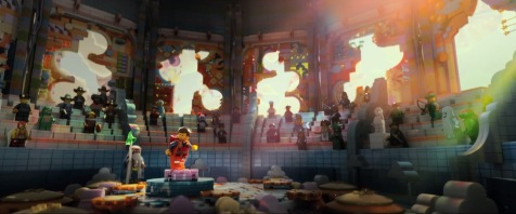 The LEGO Movie - The Master Builders