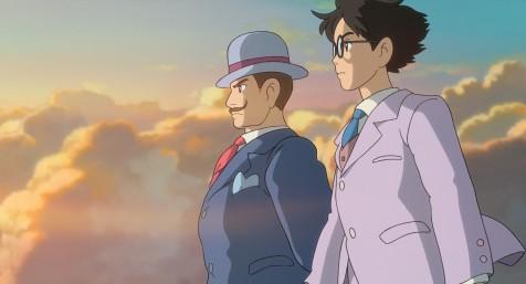 The Wind Rises - Caproni and Jiro