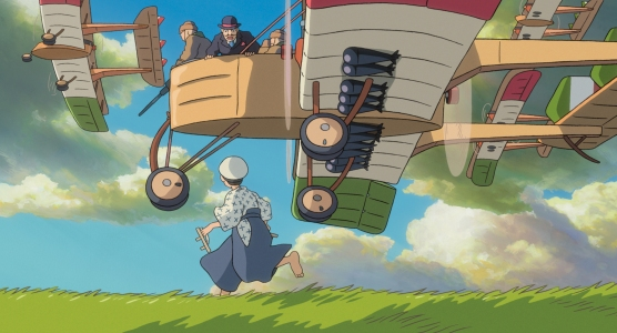 The Wind Rises - Caproni and Young Jiro