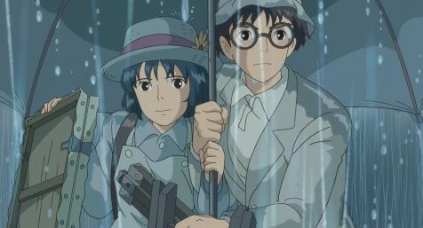 The Wind Rises - Naoko and Jiro