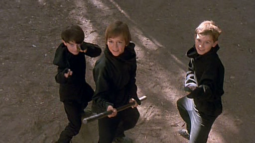 3 Ninjas - Chad Power, Max Elliott Slade, Michael Treanor