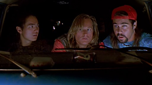 3 Ninjas - D.J. Harder, Race Nelson, Patrick Labyorteaux