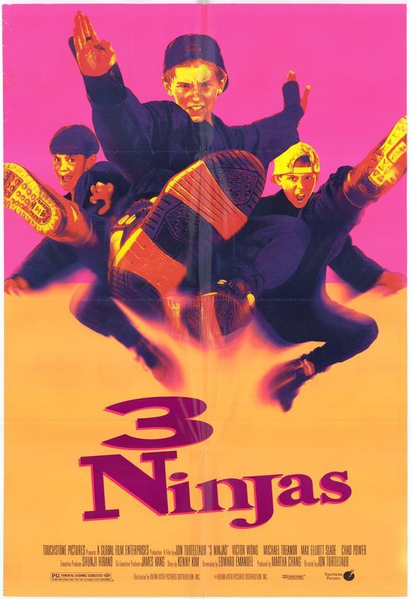 Little Ninjas Full Movie