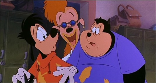 A Goofy Movie - Max, Bobby, and PJ