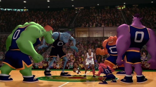 Space Jam - Monstars vs. The Tune Squad