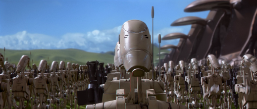 Star Wars Episode I - Droid Army
