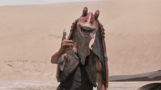 Star Wars Episode I - Jar Jar Binks