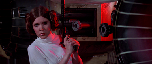 Star Wars Episode IV: A New Hope - Leia