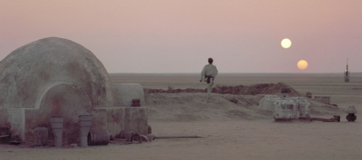 Star Wars Episode IV: A New Hope - Luke on Tatooine