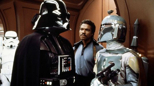 Star Wars Episode V: The Empire Strikes Back - Darth Vader, Lando Calrissian, Boba Fett