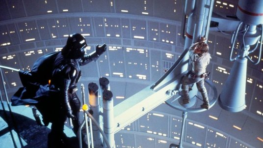 Star Wars Episode V: The Empire Strikes Back - Darth Vader, Luke Skywalker
