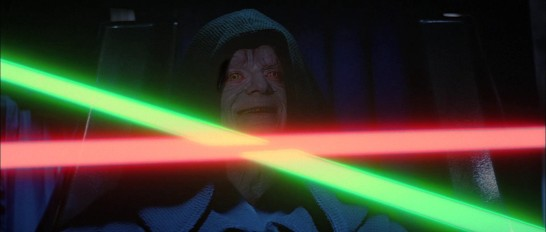 Star Wars Episode VI - Emperor Palpatine