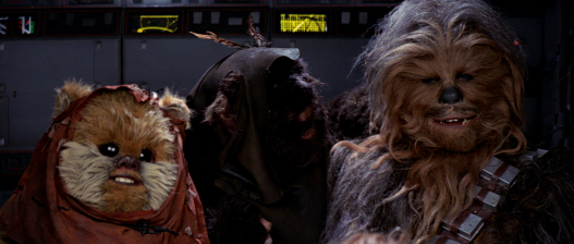 Star Wars Episode VI - Ewoks, Chewbacca