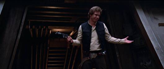 Star Wars Episode VI - Han Solo